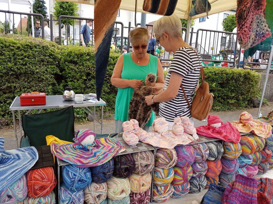 Lavendelmarkt in Asbach am 18.06.2017