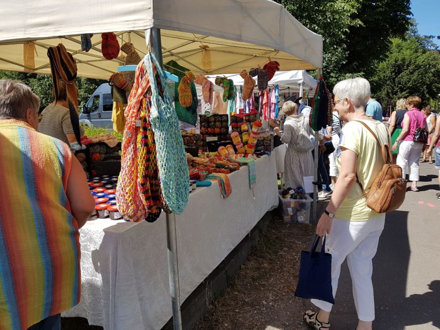 Wollmarkt in Kuchenheim am 11.06.2017