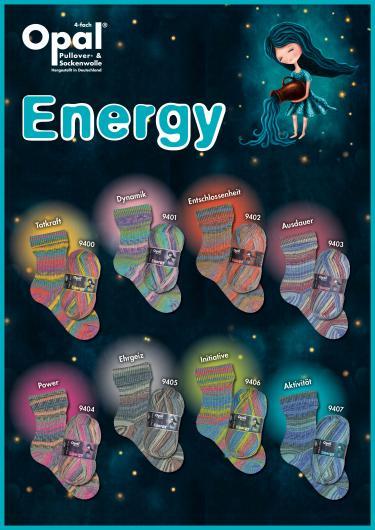 Opal Energy Übersicht