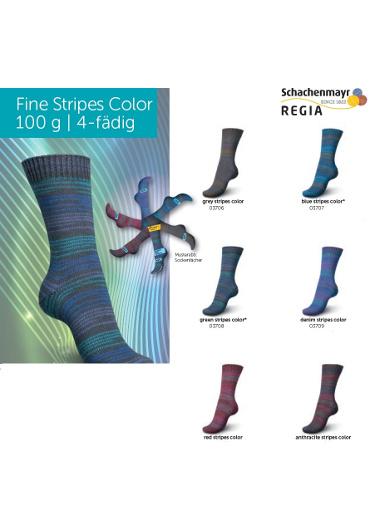 Schachenmayr Regia Fine Stripes