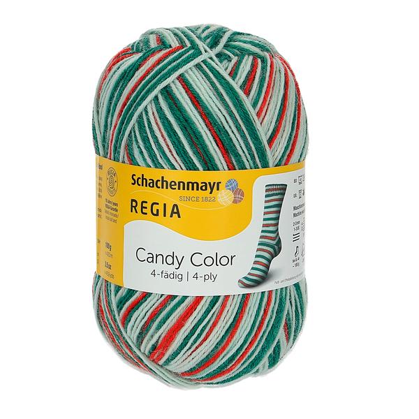 Schachenmayr Regia Candy Color 4 Fach Sockenwolle 1161
