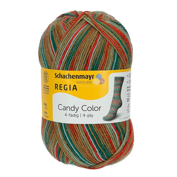 Schachenmayr Regia Candy Color 4 Fach Sockenwolle 1162
