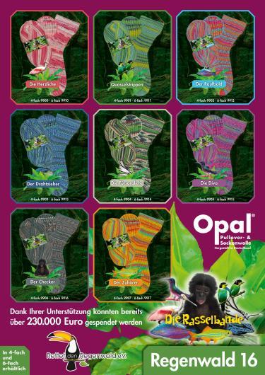 Opal Regenwald 16 - Die Rasselbande